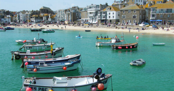A Family Cornwall Cottage Holiday - St Ives