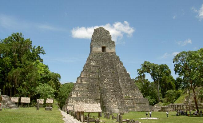 Explore the Mayan Pyramids of Guatemala - Mayan Pyramid Tikal