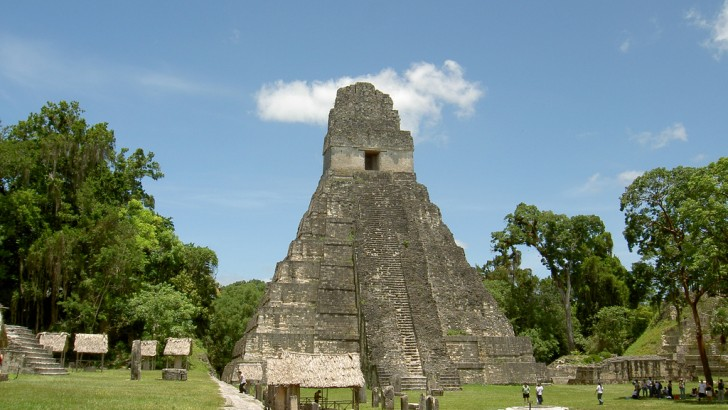 Explore the Mayan Pyramids of Guatemala