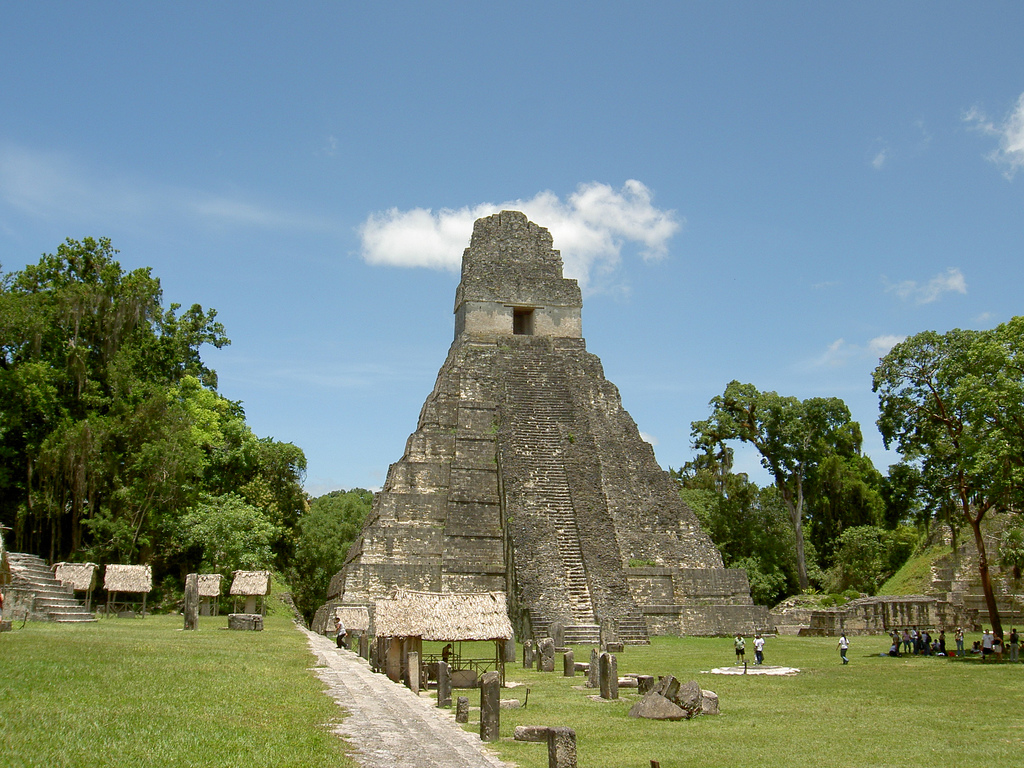 Explore the Mayan Pyramids of Guatemala - Trip Ideas