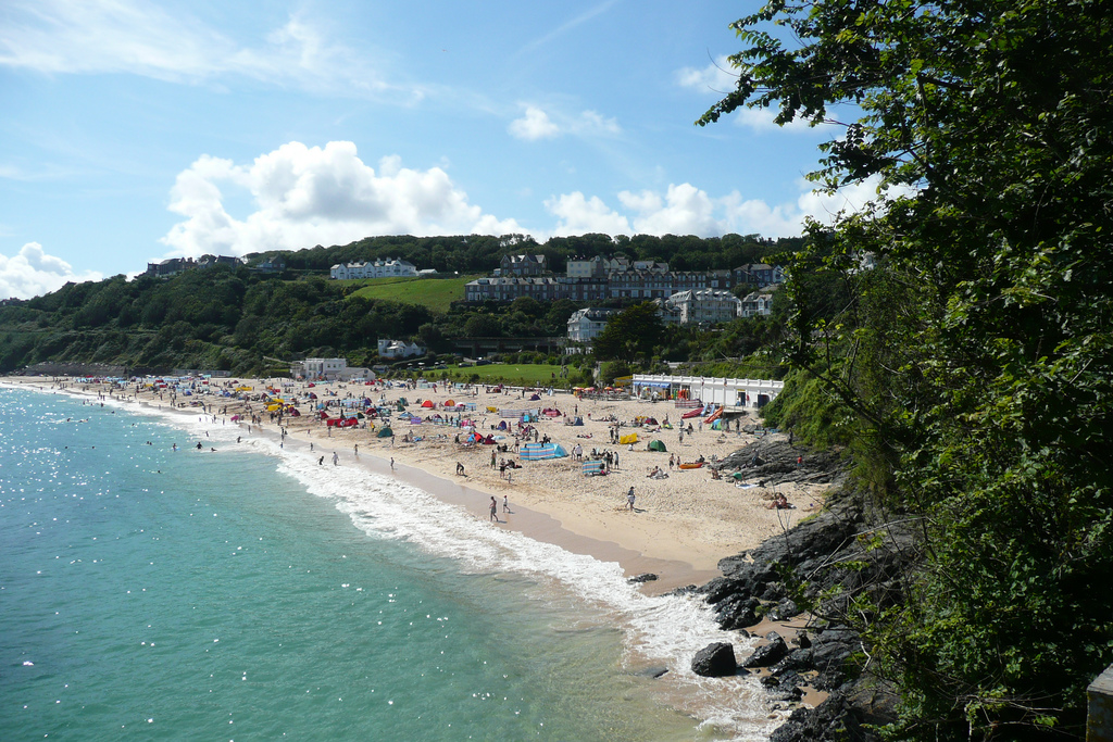 Porthminster beach St Ives