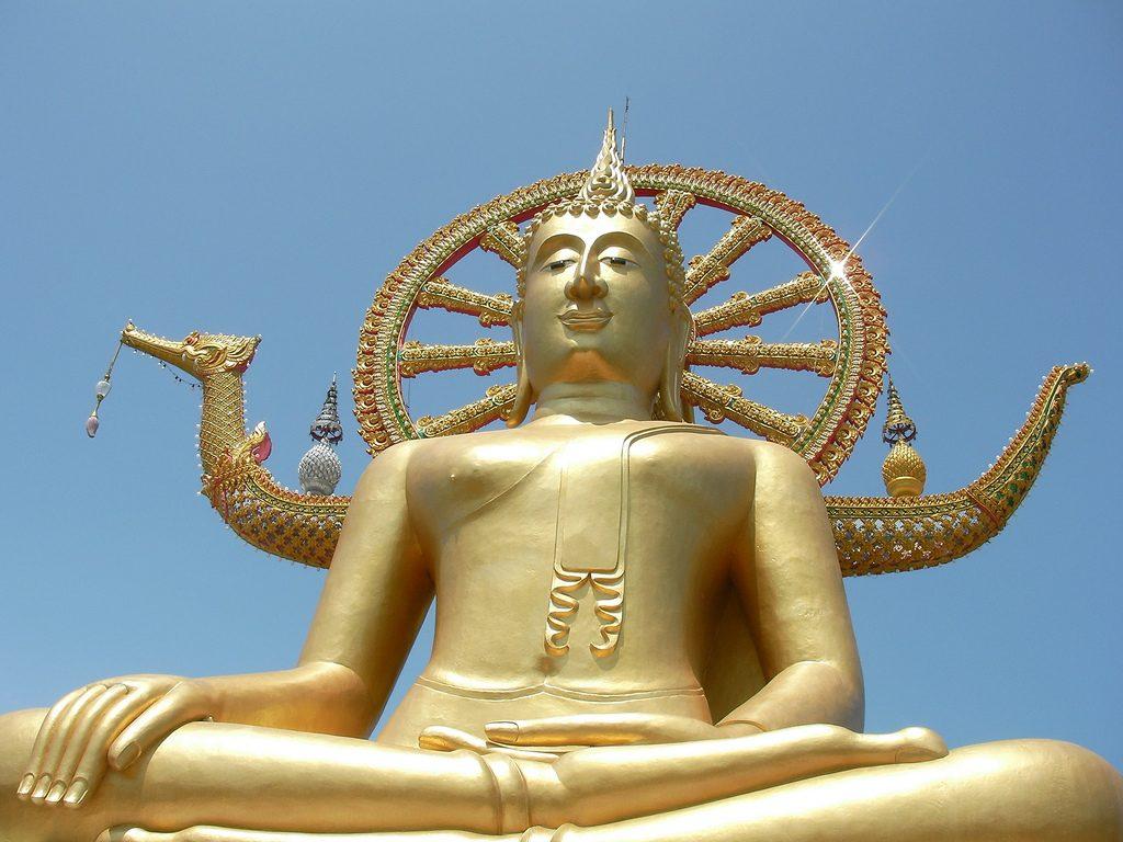 Buddha Koh Samui
