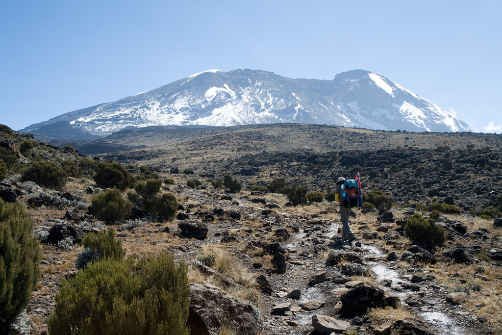 An Adventure Holiday Climbing Kilimanjaro - Machame Route