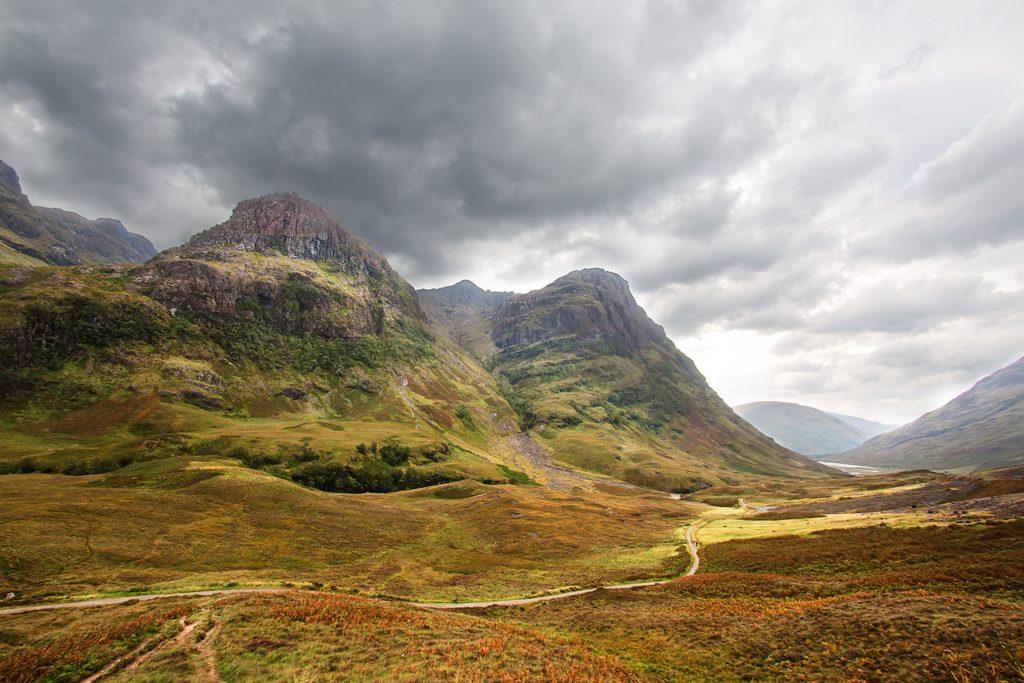 Glencoe Valley - Scottish Highlands - A Scottish Cottage Holiday