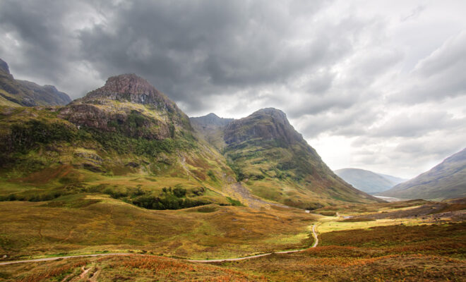 Glencoe Valley - Scottish Highlands - A Scottish Cottage Holiday