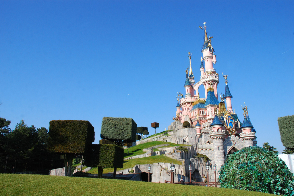 Castle - Disneyland Paris