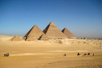 Enjoy A Holiday In Egypt - pyramids
