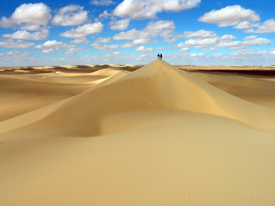 Enjoy A Holiday In Egypt - deserts