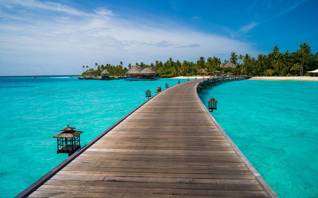 Constance Halaveli Resort & Spa - Maldives