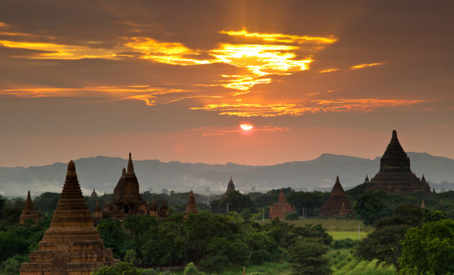 Explore the temples and trails of Burma (Myanmar)