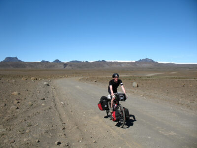 Take an Icelandic cycling holiday