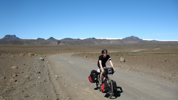 Take an Icelandic cycling holiday