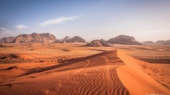 Experience a Jordanian trekking holiday