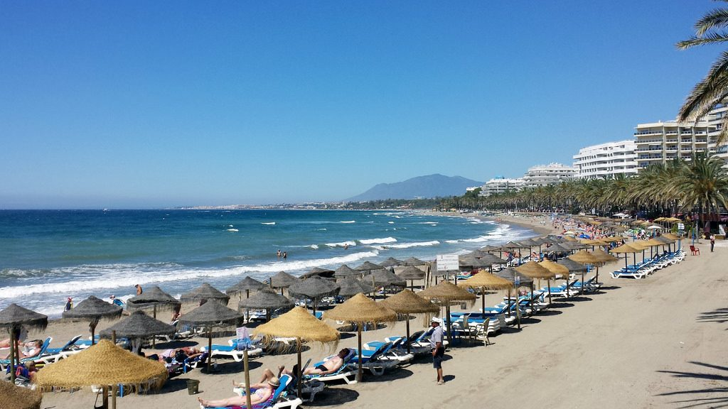 Relax on an Andalucia beach holiday - Marbella