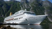 Cruising the Norwegian Fjords