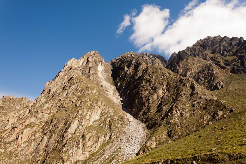 Treeking the Inca Trail